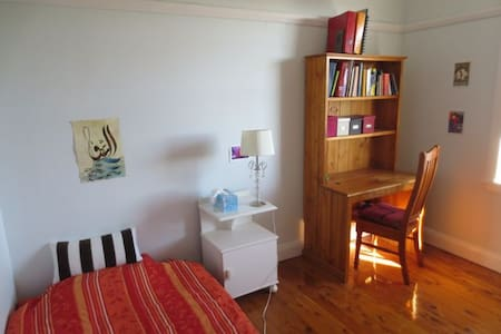 Bright, central and quiet room - Daire