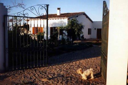 "CASA ""JARDIM"" - Moncarapacho - Apartment"