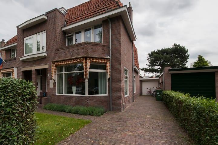 3 slaapkamer Huis in Heemstede