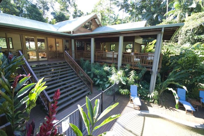 Janbal rainforest retreat - Whyanbeel