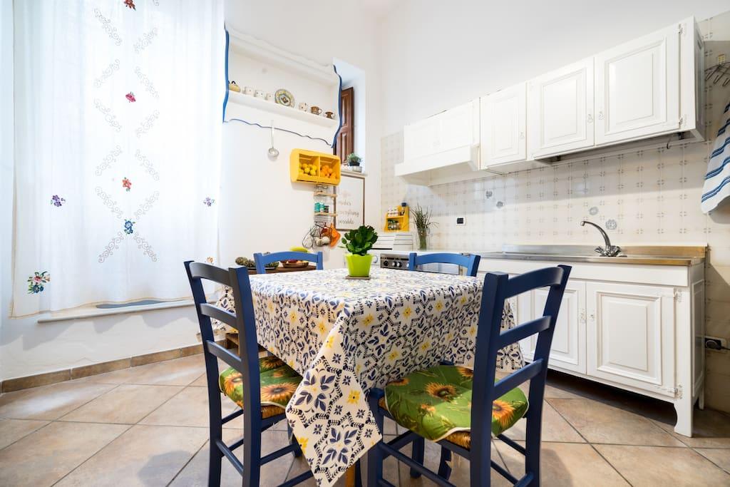 Cucina_Kitchen
