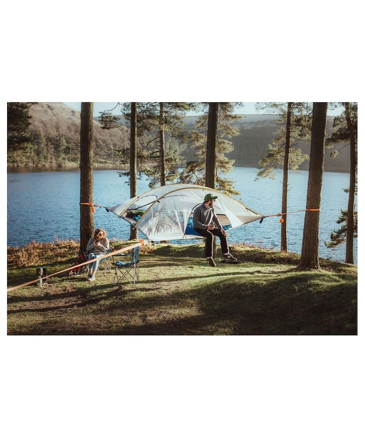 Elevated Tree Tent (Gear Rental)
