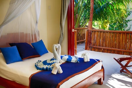 PCB ECO HOTEL Garden view Full bed ground floor #6 - Other
