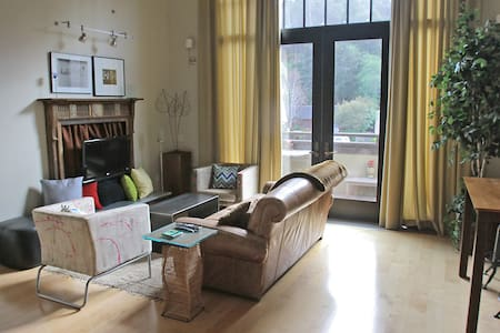 Live Work Artist Loft Mill Valley - Mill Valley - Loft