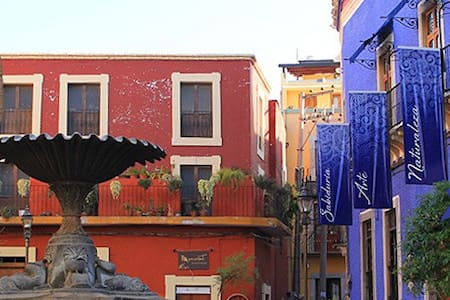 Enchanting Stay in Guanajuato #204
