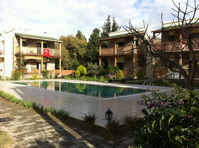 Holiday House in Ortakent, Bodrum  - Bodrum - Apartament