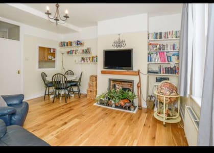 Gorgeous duplex center of St Albans - Saint Albans - Apartment