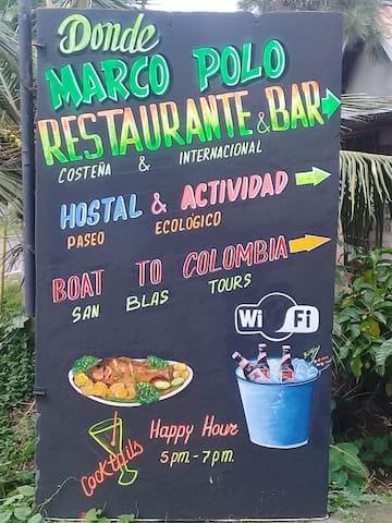 HOSTAL PORTOBELO $12.00 LA NOCHE