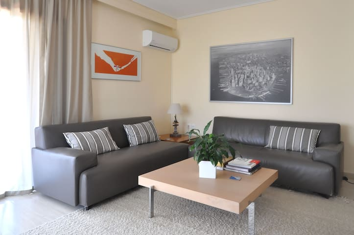 Stylish Appartment by the Sea - Vouliagmeni - Daire