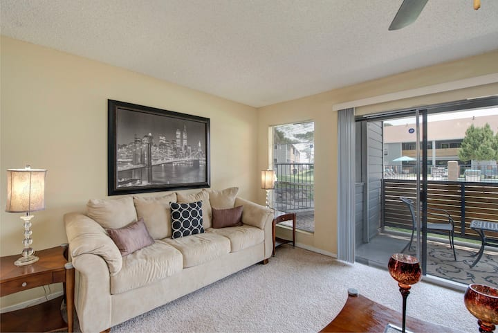 Everything you need | 1BR in El Paso