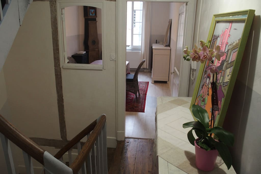 Maison charmante et atypique au coeur d 39 albi maisons for Maison atypique 94