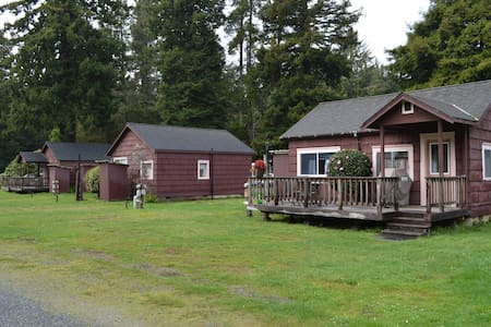 Sylvan Harbor Cabin 3 ~ 1 bedroom - Trinidad - Cabana