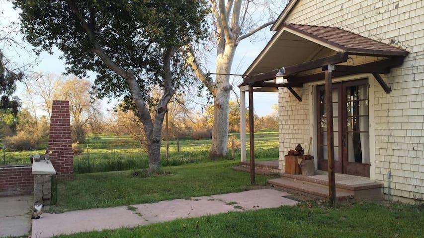 The Rumpus Room on Historic Ranch