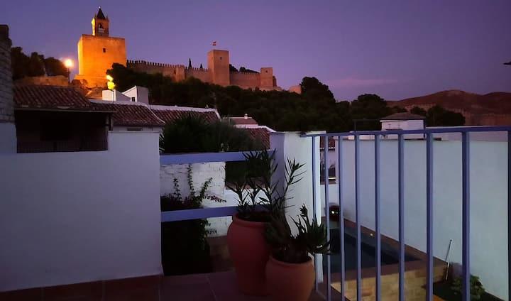 Casa del Castillo de Antequera