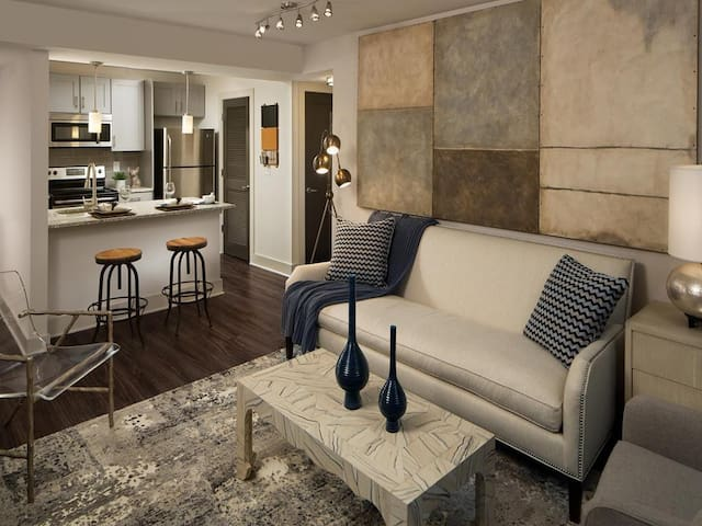 Stay as long as you want | 1BR in Atlanta