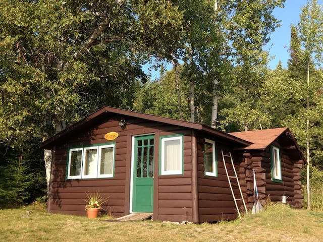 Loon Cabin at Wilderness Wind