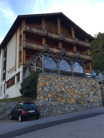 Hotel Rothorn - Visperterminen - Bed & Breakfast