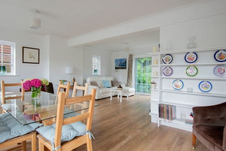 Sunny Rural Village Home Sleeps 4/5  by Goodwood