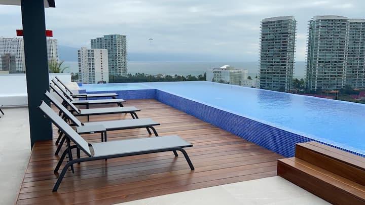 20% Off! 💥 Zoho Sky Apartment in Zona Hotelera