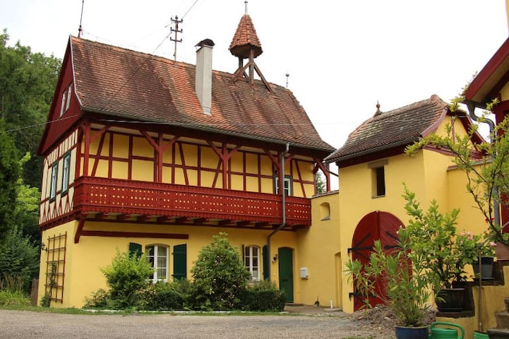Beautiful Carriage House in Lower Franconia