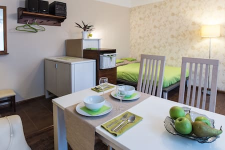 Charming studio type apartment - Riga - Appartement