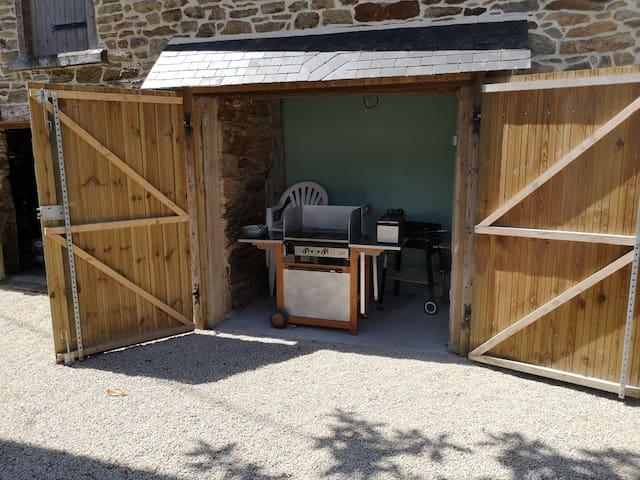 Petit studio au coeur de la vallée du Lié