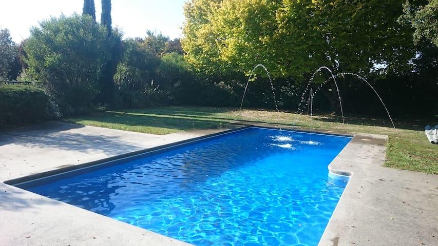 Pool House Greytown - Ahikouka - Rumah