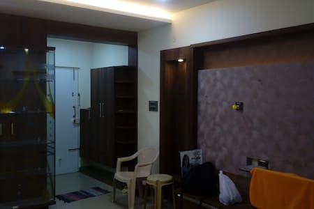 Fully Furnished Service Apt Off Bannerghatta road