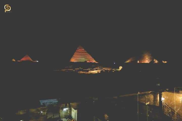 You Can See Pyramids from My Place