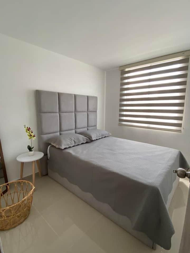 Cozy New Apartment in Valle del Lili