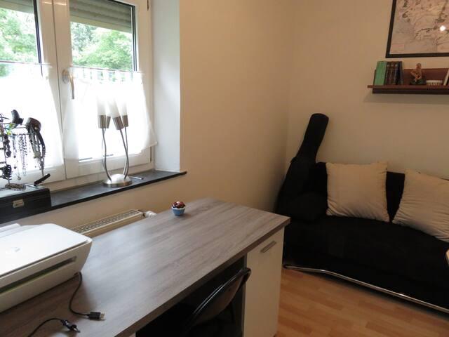 Kleines feines Zimmer, inkl. eigenem Bad