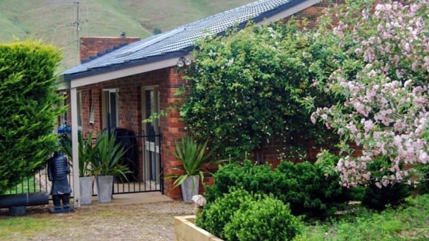 Bonnie Doon holiday home, great getaway, tranquil