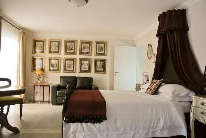 Residence William French - Courtyard Queen room - Kaapstad - Pension