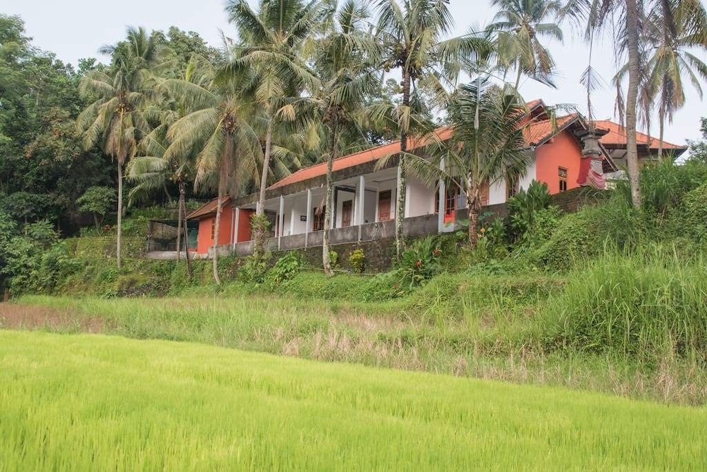 Our guest house