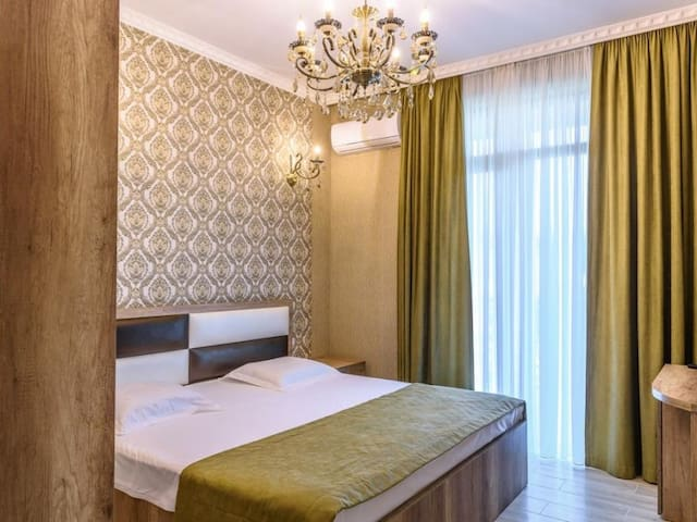 Standard with Balcony and Pool View 2 Floor. Hotel GK Villa