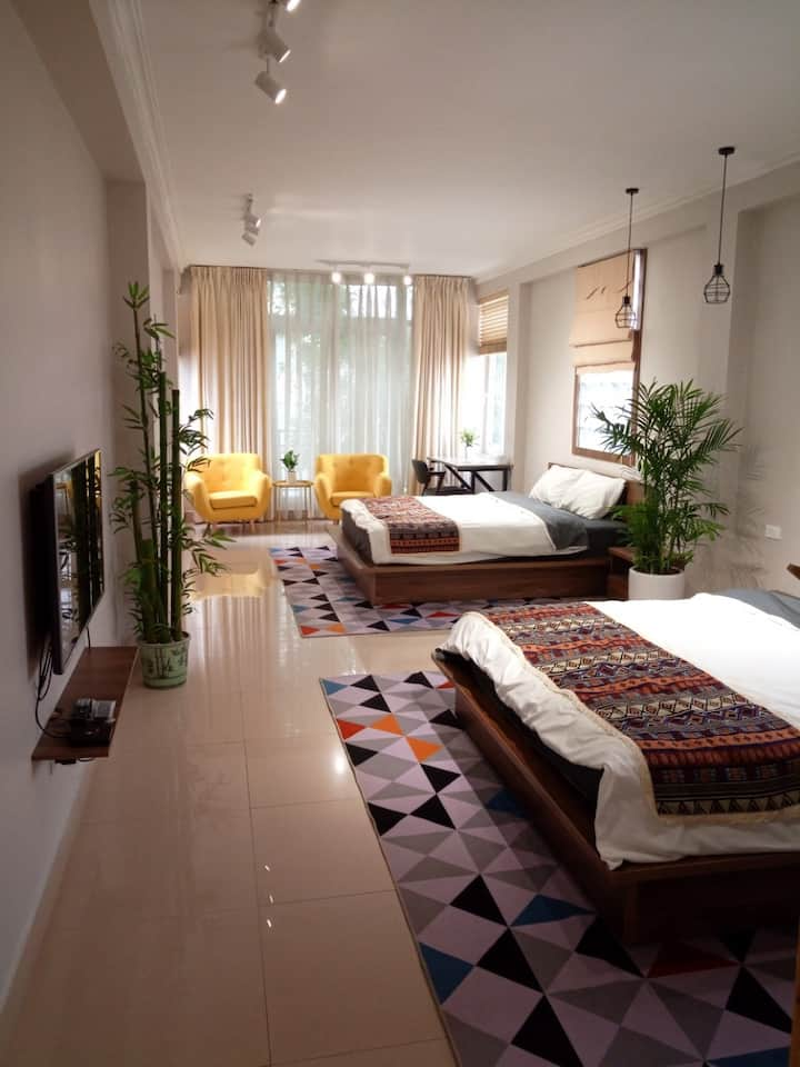 39-9 Homestay: Spacious, Cozy in Old Quarter Hanoi