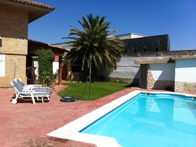 Casa rural El Talón del Reyno. - Cortes - 獨棟