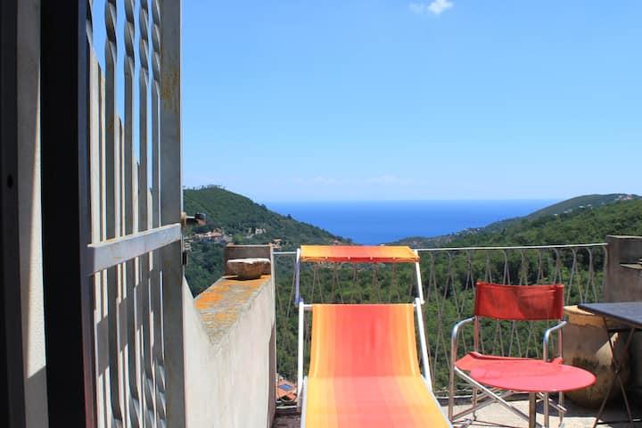 Villa Luisa, casa vacanze Magnone