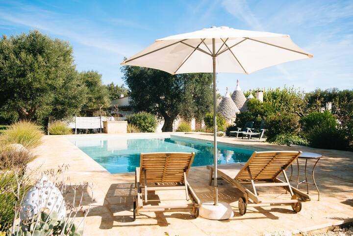 TRULLO SANTANGELO - APULIAN COUNTRY HOUSE