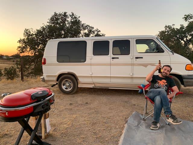 VanLIFE: California GLAMPING & CRUISIN'