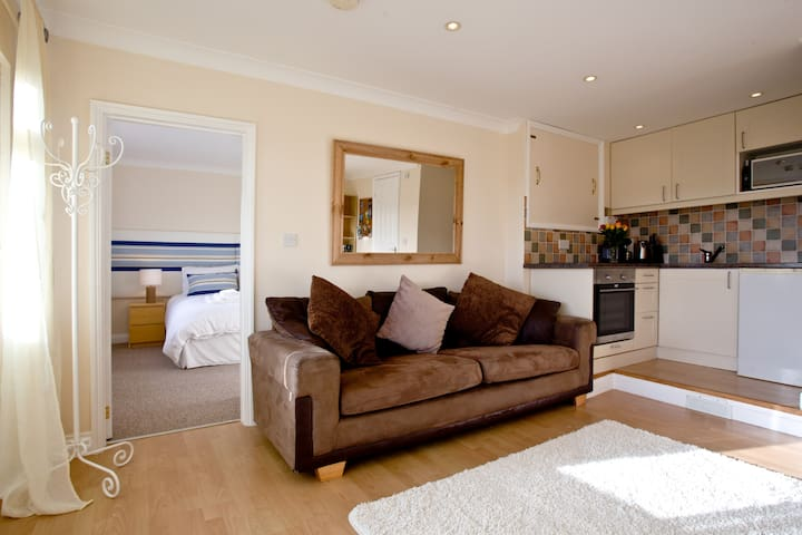 Headland View Nest: 1 bed apartment - Paignton