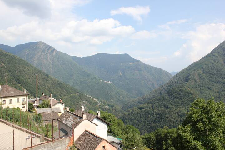 Casa AmeRia - Casa di Montagna - Baita