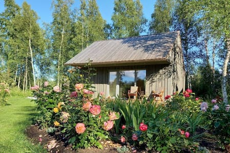 Silent country house among the birds of Matsalu
