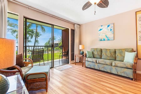 Loft Privacy+Space! Modern Kitchen, Flat Screen, Pacific View Lanai–Molokai Shores 228