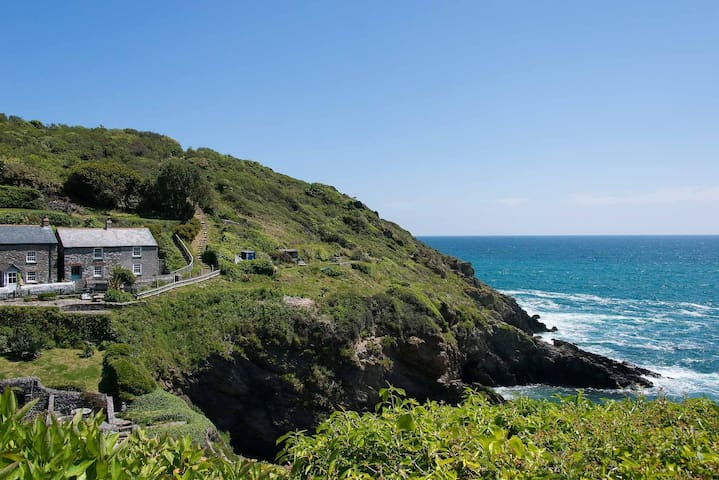 Caddydaw Cottage - Portloe - House