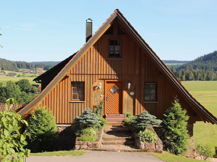 """Ferienhof Kienbronnerhof, (Schiltach), Ferienwohnung """"Kienbronn"""", 150 qm, 3 Schlafzimmer, max. 6 Personen"""
