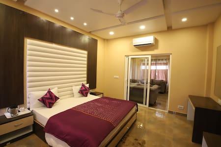Virat Resort Mountain View Suite Room