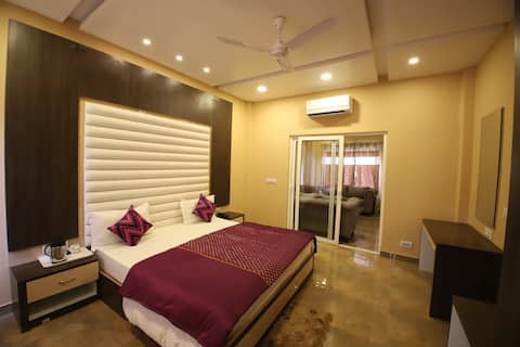 Virat Resort Mountain View Suite Room