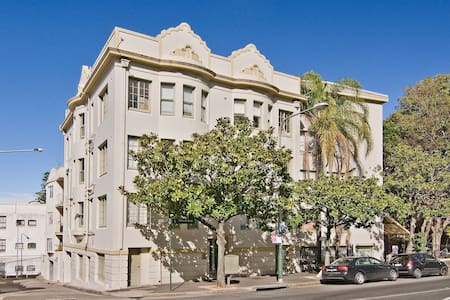 One Bedroom Apartment in Potts Point - by T&C - Rushcutters Bay - 公寓