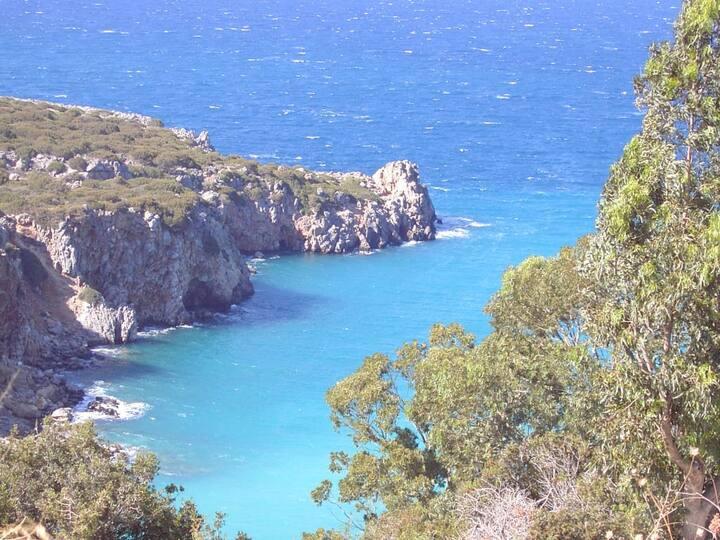 Cretan home with Spectacular Views